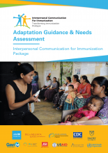 Adaptation Guidance & Needs Assessment